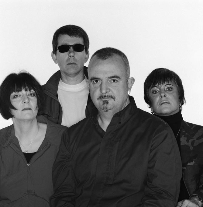 Throbbing Gristle Throbbing Gristle